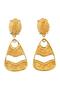 Yves Saint Laurent Dangle Clip Earrings - Thumbnail 0