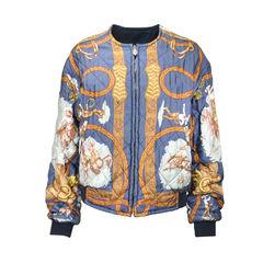 Hermes vintage reversible jacket pss 006 00009 1