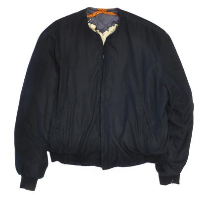 Authentic Vintage Hermès Vintage Reversible Jacket (PSS-006-00009)