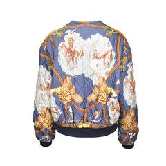 Hermes vintage reversible jacket pss 006 00009 2