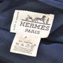 Authentic Vintage Hermès Vintage Reversible Jacket (PSS-006-00009) - Thumbnail 4