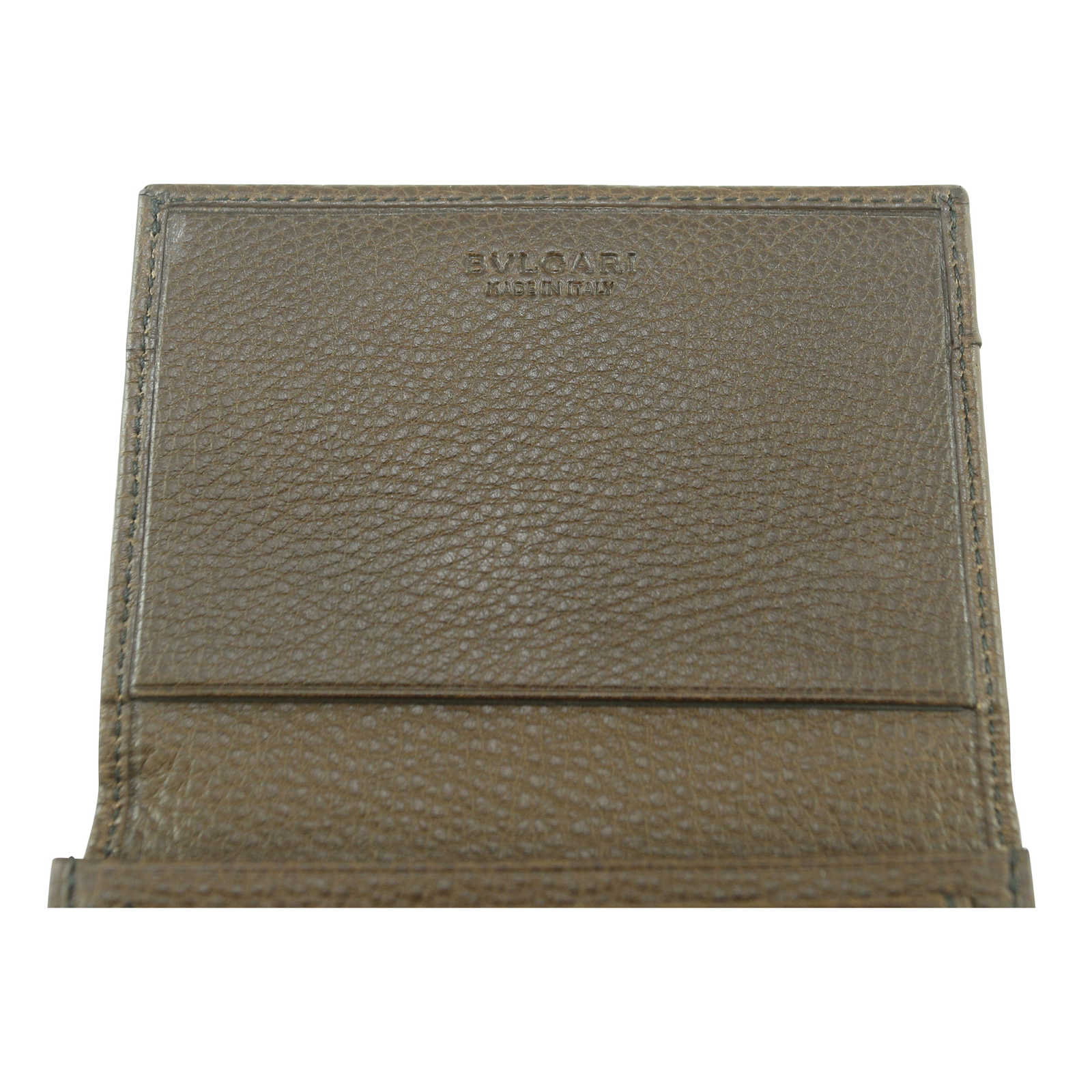 Second Hand Bulgari Business Card Holder | THE FIFTH COLLECTION