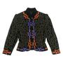 Authentic Vintage Saint Laurent Rive Gauche Embroidered Jacket (TFC-101-00029) - Thumbnail 0
