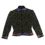 Authentic Vintage Saint Laurent Rive Gauche Embroidered Jacket (TFC-101-00029) - Thumbnail 1