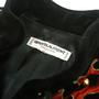 Authentic Vintage Saint Laurent Rive Gauche Embroidered Jacket (TFC-101-00029) - Thumbnail 2