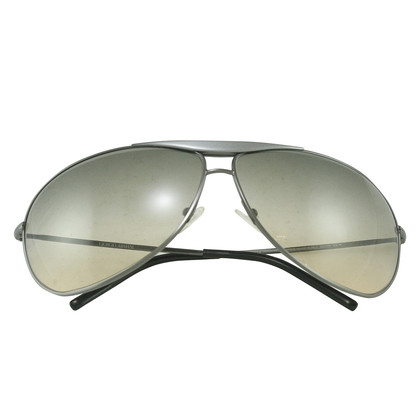 Authentic Second Hand Armani Metal Rim Aviators (PSS-015-00002)