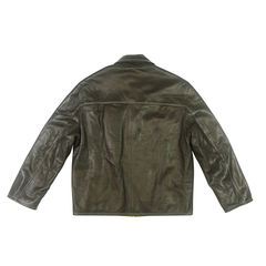 Hermes leather bomber jacket 2