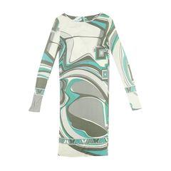 Emilio Pucci, print dress