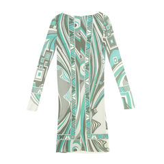 Emilio pucci printed dress 2