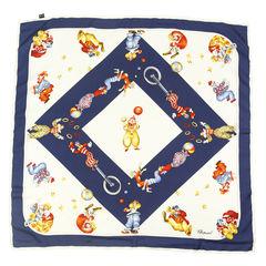 Chopard, Circus Silk Scarf