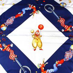 Chopard circus silk scarf 2