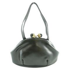 Frederic T, kiss lock, handbag