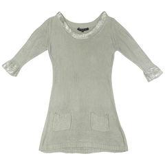 barbara bui, sequined, knit dress