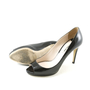 Authentic Second Hand Miu Miu Patent Peep Toe Pumps (PSS-012-00002) - Thumbnail 2