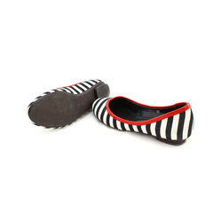 Dru nautical striped flats 2