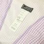 Authentic Second Hand Versace Plaid Blouse (PSS-014-00012) - Thumbnail 2