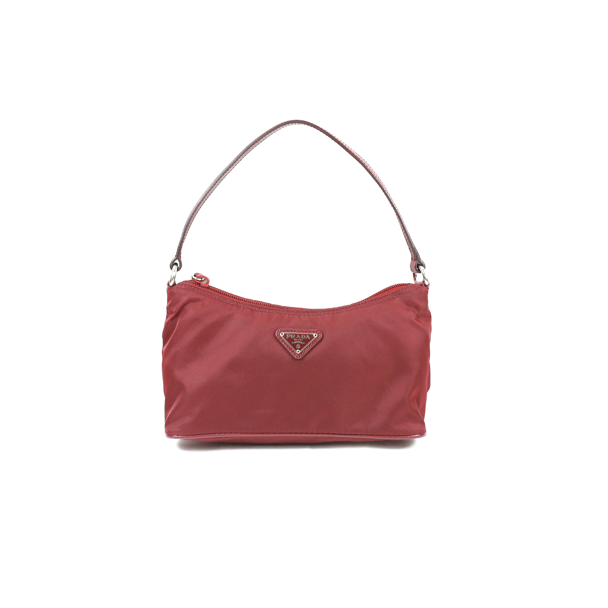 ea7a035afc Authentic Second Hand Prada Small Nylon Bag (PSS-001-00011)