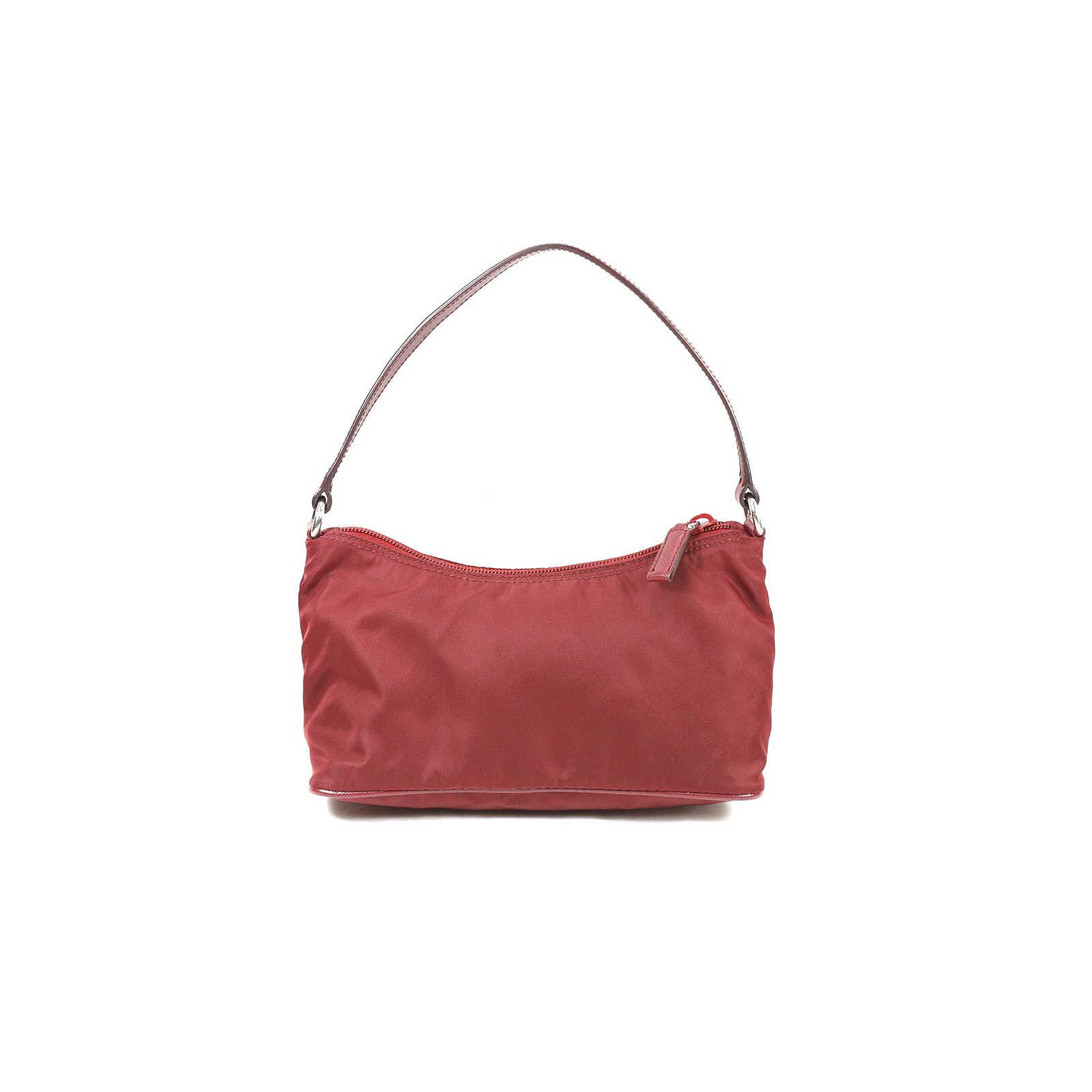 a6e445bd43d4 ... Authentic Second Hand Prada Small Nylon Bag (PSS-001-00011) - Thumbnail  ...