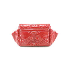Vivienne westwood patent leather clutch 2