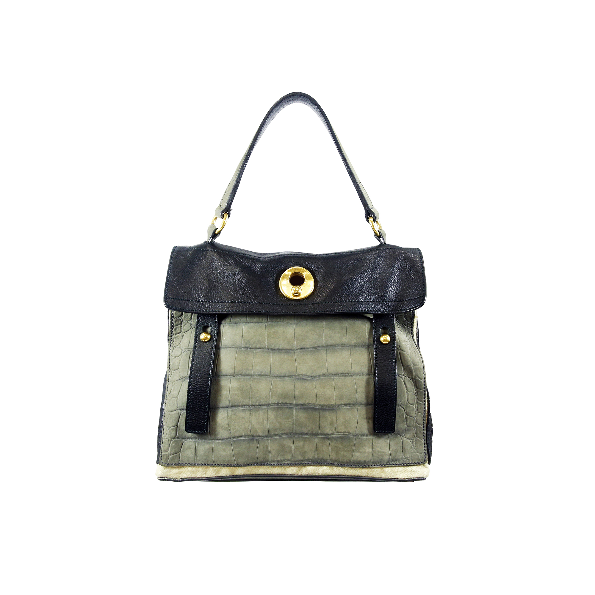 Authentic Second Hand Yves Saint Laurent Muse 2 Bag (PSS-005-00023 ... b2fa0f02add34