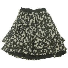 Comme des garcons reversible wrap skirt 2