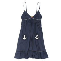 Sundress with Anchor Detail