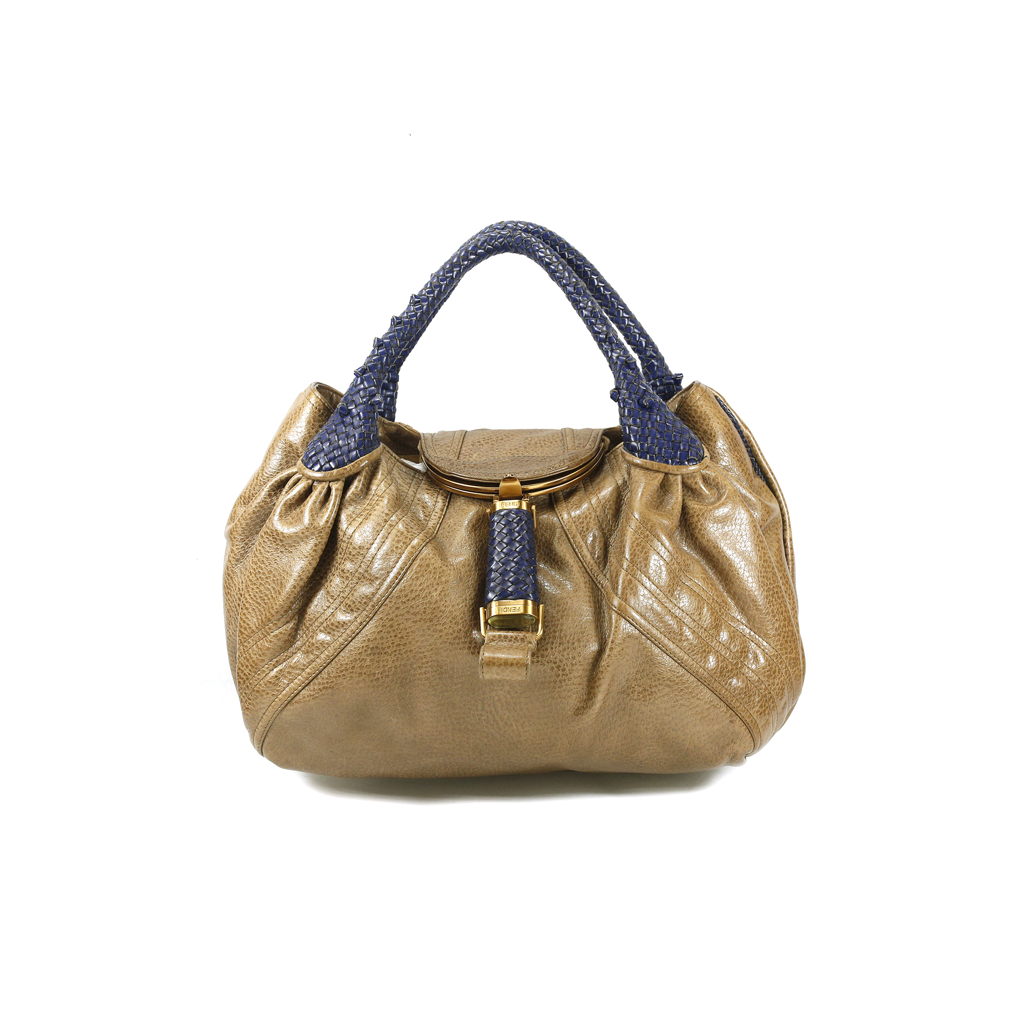 73870539e374 Authentic Second Hand Fendi Spy Bag (PSS-005-00028)