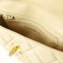 Authentic Vintage Chanel Beige Quilt Belt Bag (TFC-101-00020) - Thumbnail 4