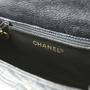 Authentic Vintage Chanel Black Belt Bag (TFC-101-00014) - Thumbnail 4