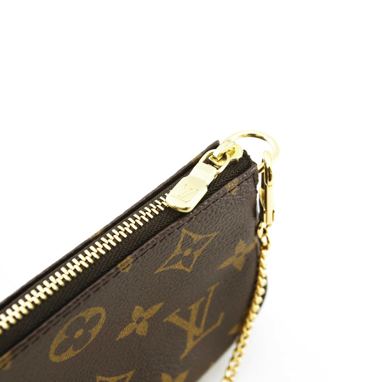 Second Hand Louis Vuitton Mini Pochette Accessoires The