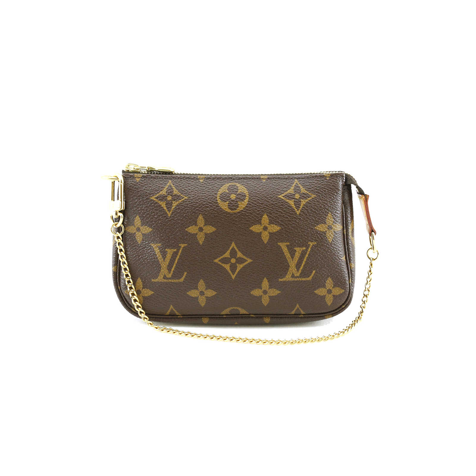b1a9618b47 Authentic Second Hand Louis Vuitton Mini Pochette Accessoires (TFC ...