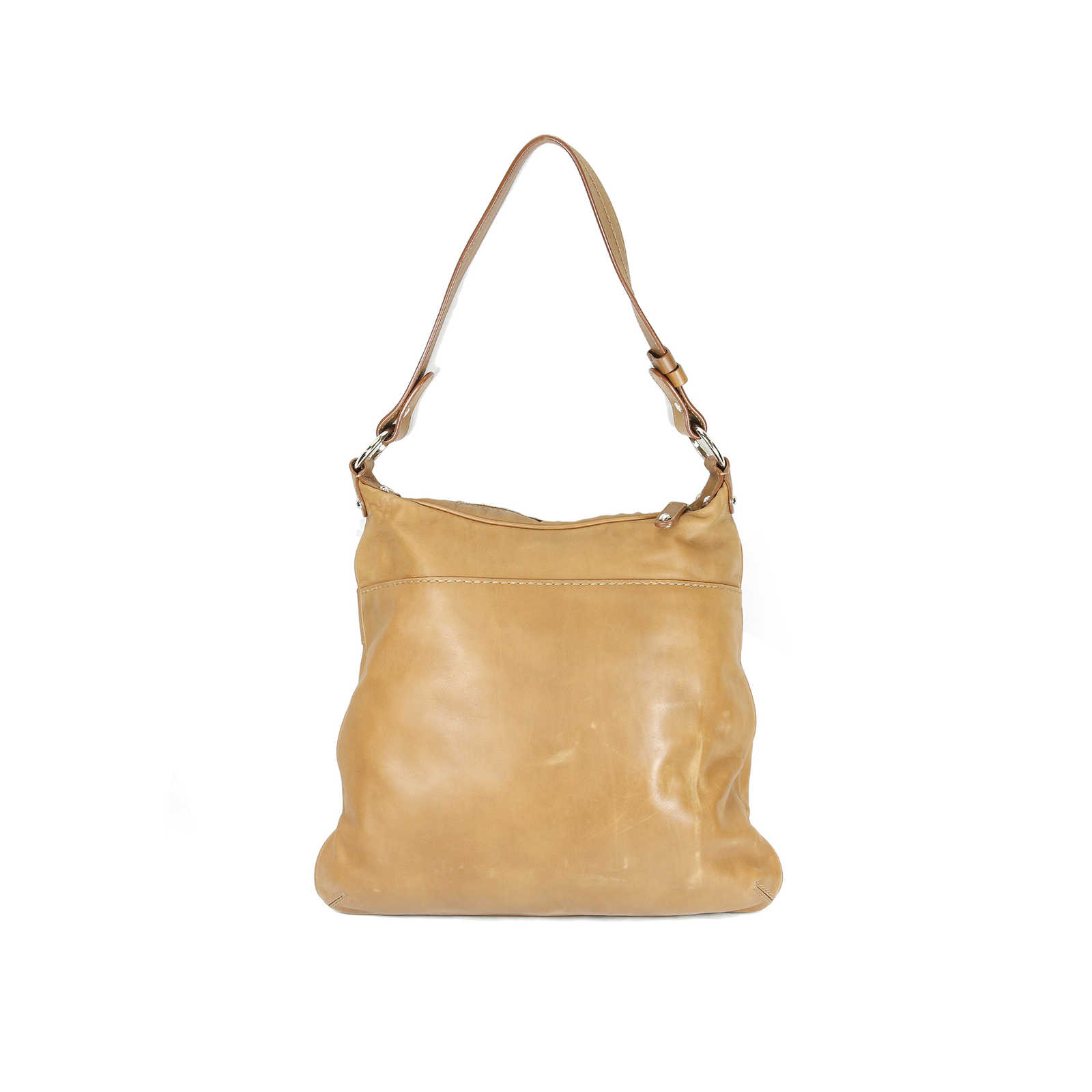 4567e99174 ... Authentic Second Hand Tod's Tracolla Media Bag (PSS-004-00036) -  Thumbnail ...