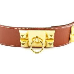 Hermes collier de chien belt 2