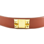 Authentic Second Hand Hermès Collier De Chien Belt (TFC-101-00034) - Thumbnail 2