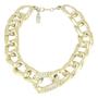 Authentic Second Hand Yves Saint Laurent Chain Link Necklace (TFC-203-00021) - Thumbnail 0
