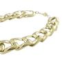 Authentic Second Hand Yves Saint Laurent Chain Link Necklace (TFC-203-00021) - Thumbnail 3