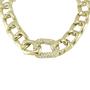 Authentic Second Hand Yves Saint Laurent Chain Link Necklace (TFC-203-00021) - Thumbnail 1
