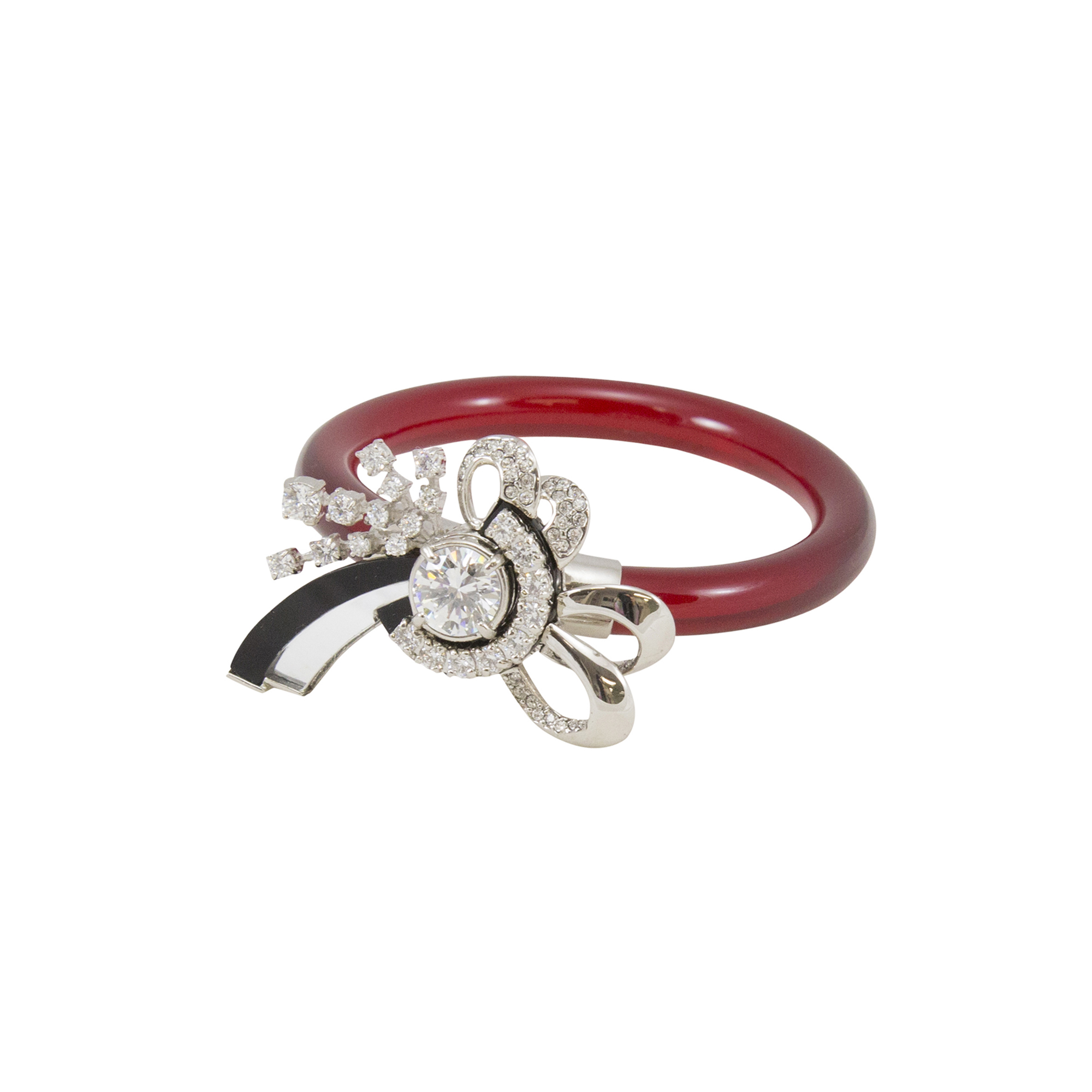 double bracelet leather products wrap bracelets the jewelry enlarged miu