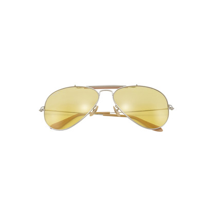 Authentic Pre Owned Ray Ban Aviator Sunglasses (PSS-025-00006)