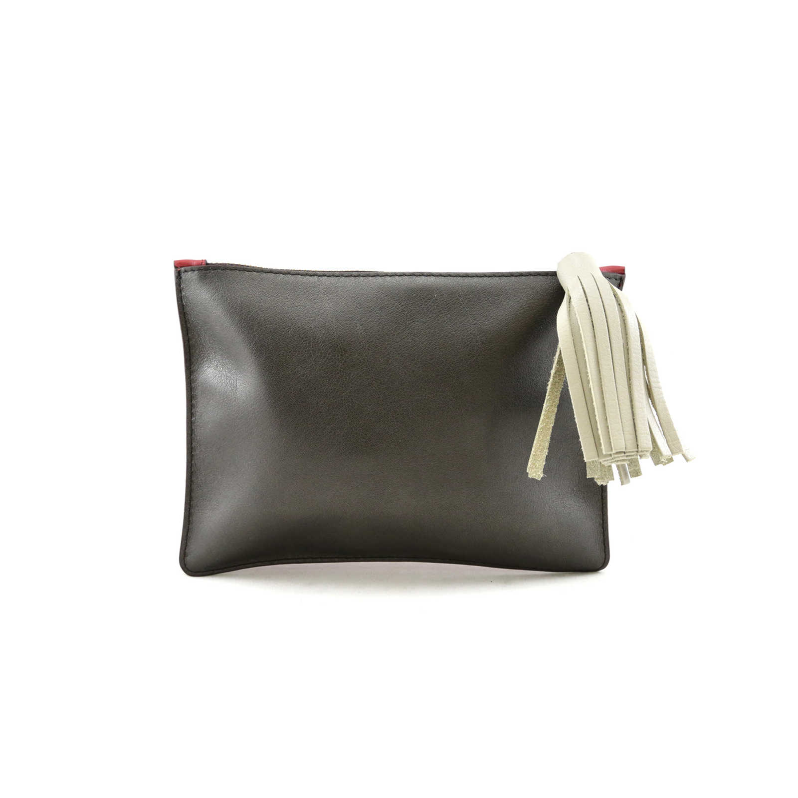 4b7bcda08 ... Authentic Second Hand CH Carolina Herrera Tassel Pouch (PSS-025-00013)  ...
