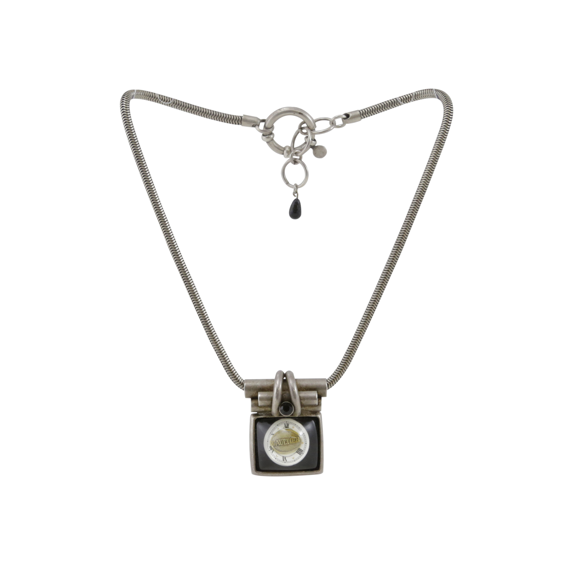 clock co by notonthehighstreet locket hayleyandco com original hayley product necklace butterfly