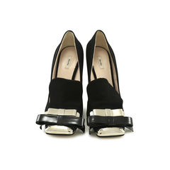 Square Toed Pumps