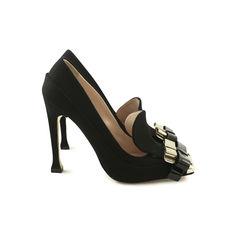Miu miu square toed pumps 2