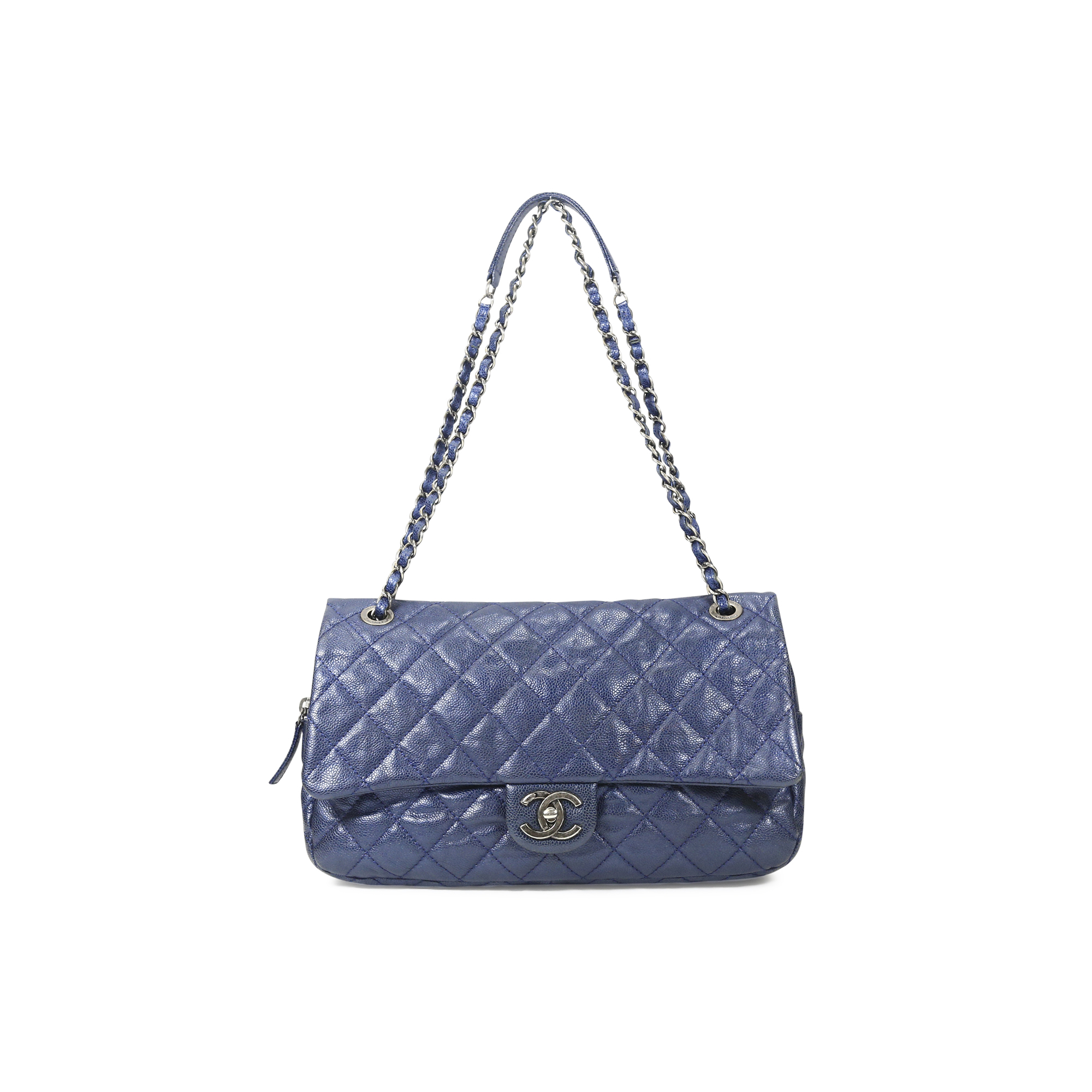 ee36d6b576ed Authentic Second Hand Chanel Caviar Easy Flap Bag (PSS-025-00054 ...