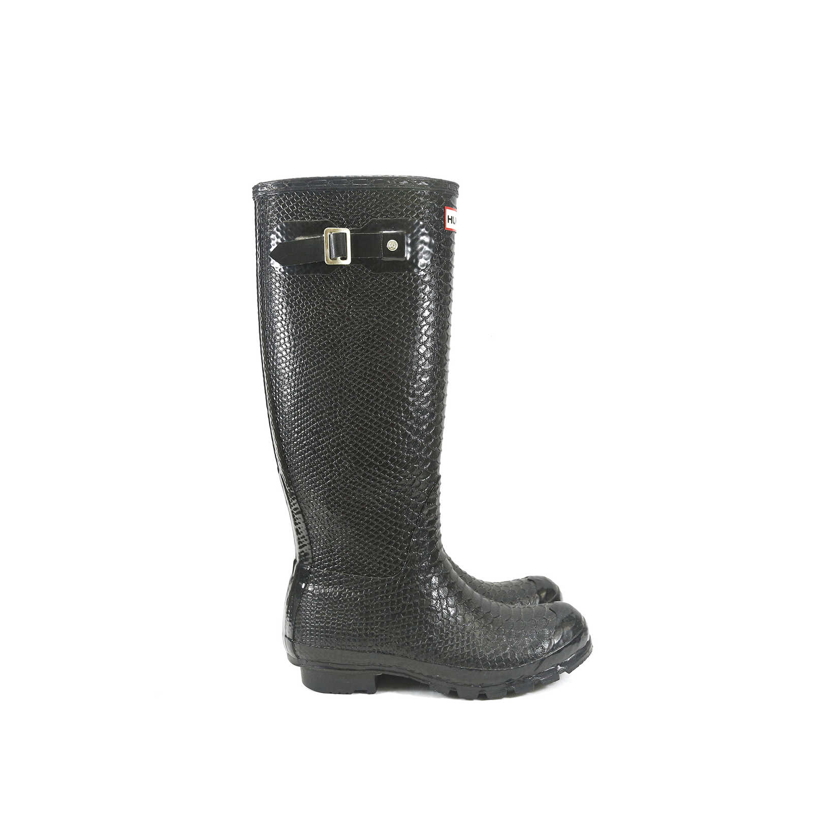 68faebcddb ... Authentic Second Hand Hunter Wellington Boots (PSS-025-00050) -  Thumbnail 1 ...