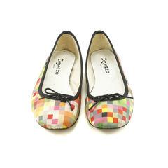 Multicolour Ballet Flats