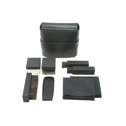 Authentic Second Hand Dior Homme Shoe Polishing Kit (PSS-017-00012)