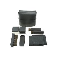 Shoe Polishing Kit