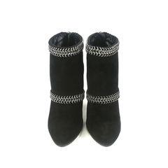 Chain Chamois Boots