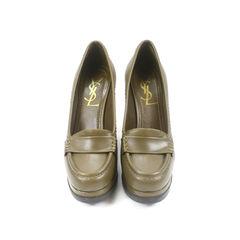 Jeanne Platform Heels
